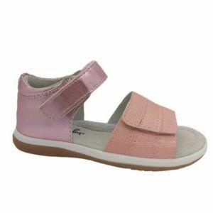 Girls Shoes Grosby Caroline Blush Sandals NEW